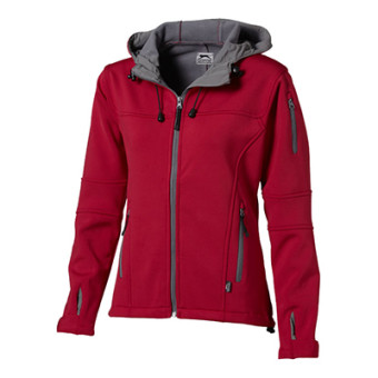 SLAZENGER LADIES SOFTSHELL JACKET SK307 055d8d29ae