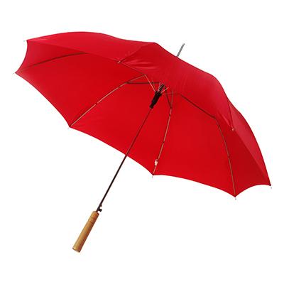 Kirkas suuri sateenvarjo Ø100cm Pituus 82 cm